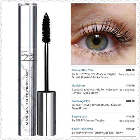 3f49cf65292 By Terry Makeup | 2 Mascara Terrybly Growth Booster | Poshmark